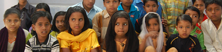 Pic of Patna Collective school kids